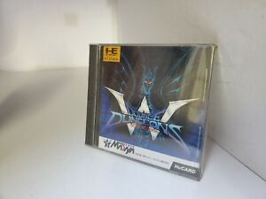 NEW Factory Sealed Double Dungeons game for PC Engine Hu Card Hucard  #P8