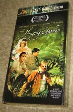 THE HANGING GARDEN VHS, NEW AND SEALED, RARE AVANT-GARDE CINEMA VIDEO