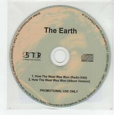 (FE960) The Earth, How The West Was Won - 2013 DJ CD