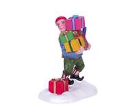 Lemax 2006 Overloaded Elf Village Collection #62208 Retired Rare Figurine