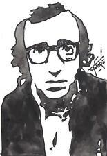 Portrait original de Woody ALLEN