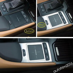 Accessories For Lexus ES 300h 2018-2021 Gear Box Touchpad Mouse Panel Frame Trim