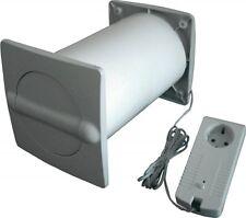 Mauerkasten Aero Boy 150 mm Energiesparend für Passivhäuser weiß wetterbeständig