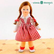 Original erna-meyer Biegepuppen, kleines Mädchen 8,5cm