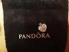 Pandora Genuine Pink Princess Heart Silver Charm【AU Stock】item 791375PCZ