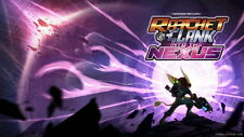 "549 Hot Video Game - Ratchet and Clank Into the Nexus 25""x14"" Poster"
