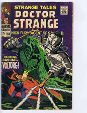 Strange Tales #166 Marvel 1968