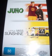 Juno / Little Miss Sunshine (Australia Region 4) 2 DVD – New