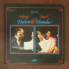 Orchestra Harlow & Ismael Miranda – The Best Of [1976] Vinyl LP Latin Salsa