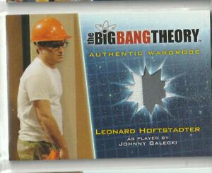CRYPTOZOIC THE BIG BANG THEORY SEASON 5 LEONARD WARDROBE M12 VARIANT WORK VEST