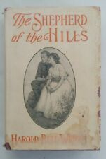 Harold Bell Wright The Shepherd Of The Hills F. Graham Cootes A. L. Burt 1907