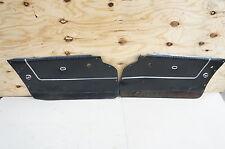 1963-1964 Corvette Deluxe Door Panels NICE OEM CLEAN