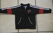Miami Heat Infant NBA Lightweight Jacket. Size 18 months