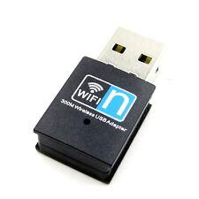 Mini 300 Mbps Adaptador Inalámbrico USB WIFI LAN Antena adaptador de red 802.11n/g/b