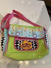 Groovy Girls Messenger Bag Carrying case Storage Rare Euc