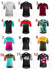 Summer Mens Cycling Jersey Short Sleeve Mens Cycling Jersey Muti Color All Size