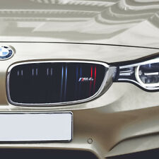 BMW M Streifen Aufkleber M Power Optik Nieren Sticker 200mm e46 e87 e90 f11 e36
