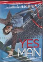 Dvd **YES MAN** con Jim Carrey nuovo sigillato 2009