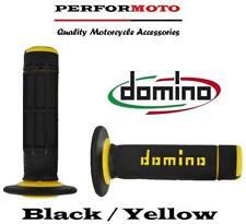 Domino Diamante WAFFLE APRETONES NEGRO/AMARILLO KTM 150 SX