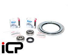 Front Axle King pin Swivel Joint Bearings Hub seal Kit Kingpins For Suzuki Jimny