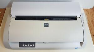 Fujitsu DL3850+ M33333A KA02014-B103 Parallel/USB Dot matrix printer TESTED