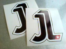 JORGE LORENZO JL Moto GP Fans Motorcycle Fairing Stickers Decals 2 off 100mm