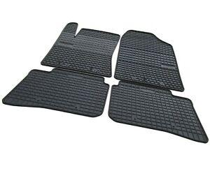passend für Hyundai i10 III Gummifußmatten Fußmatten ab Baujahr 2019 -
