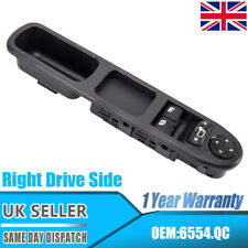 Right Window Switch Citroen C3 Master Controller  Electric Console Peugeot 207