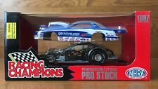 Racing Champion Chuck Harris 1997 NHRA Pro Stock 1:24 Scale Goracing.com
