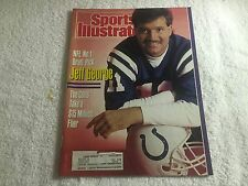 Sports Illustrated Magazine From April 30, 1990 - With Jeff George on the Cover