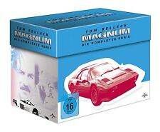 44 DVDs * MAGNUM - KOMPLETT BOX - STAFFEL 1 - 8 ~ TOM SELLECK # NEU OVP +