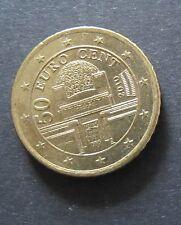 50 Cent Münze In Münzen österreich Ebay