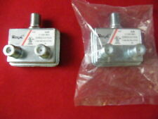 Regal 6dB 5-1000 MHz ZDRDCUV10-6 110dB emi ISOLATION