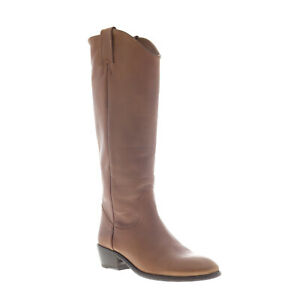 Frye Carson Pull On 70832 Womens Brown Leather Casual Dress Boots 5.5
