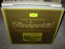 AMADEUS QUARTET / BEETHOVEN streichquartette 3 ( classical ) box dgg BIG TULIP