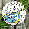 ShorkiePoo Dog Mini Sign Wood Ornament Shorkie Poo New USA DecoWords