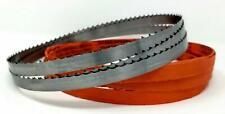 72 x 5/8 x 3TPI 2 Pk Bone-in Bandsaw Blades Meat Cutting Cozzini Cutlery Imports