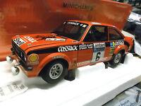 FORD Escort II RS1800 MK2 Rallye RAC 1976 WM GB Cossack #6 Clark Minichamps 1:18
