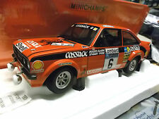 Ford Escort II rs1800 mk2 Rally RAC 1976 WM gb Cossack #6 Clark Minichamps 1:18