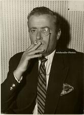 Orig. Photo, Baron Nugent: Hollywood ist blöd, 1957