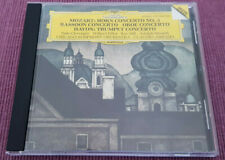 Claudio Abbado - Mozart – Horn / Bassoon / Oboe Concertos - Haydn - Trumpet Con