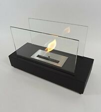 Tabletop Fireplace Burns Clean Eco-Friendly Bio-Ethanol Fuel - Incendio