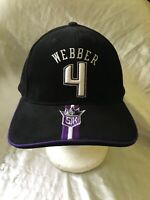 New Chris Webber Sacramento Kings Youth Hat NBA