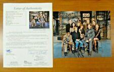 Saturday Night Live Cast Signed 8x10 Photo Will Ferrell D. Spade Full JSA Letter