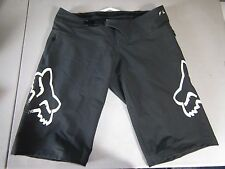 Fox Racing Flexair Short  Women's Black White Size XL MTB MotoX BMX FLEX AIR