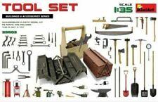 Miniart 1:35 scale model kit  - Tool Set  MIN35603