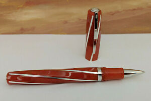 VISCONTI Red Divina Limited Edition Rollerball Pen, EXCELLENT!
