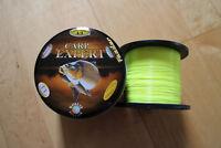 Carp Expert Fluo 1000m Monofile Schnur ANGELSCHNUR Mono  0,30 - 12.50kg