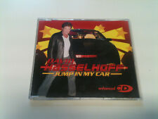David Hasselhoff - JUMP IN MY CAR - UK Maxi CD Single © 2006 (3 Mixes!) #CDHOFF1