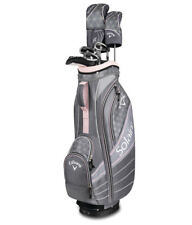 Callaway 2018 Womens Solaire Cherry Blossom 8 Piece Complete Set Right Handed